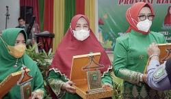 Bupati Hadiri Pembukaan Porseni IGTKI Riau