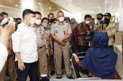 Wamen ATR/BPN RI Kunker di Riau