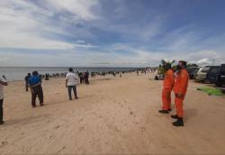 Basarnas Pantau Aktivitas Pantai di Dumai