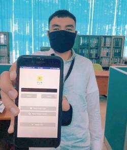 Imbau Manfaatkan Layanan PLN Mobile