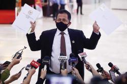 DPR Pastikan Draf UU Cipta Kerja Tidak Berubah
