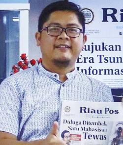 PT Pertamina RU II Sungai Pakning Adakan Pelatihan Jurnalistik