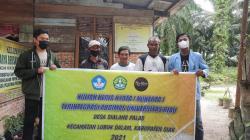 Tim Kukerta Unri Olah Limbah Ternak jadi Eco-Friendly Compost Fertilizer
