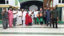 Satu Keluarga Masuk Islam dan Bersyahadat di Masjid An-Nur