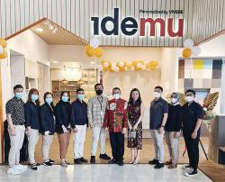 Idemu dan Plaza Mebel Furniture Berkolaborasi