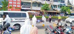 Viral di Medsos, Lelaki Tua yang Pingsan di Pasar Cik Puan Dinyatakan Meninggal