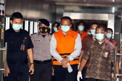 Edhy Prabowo Dibidik KPK Sejak Agustus 2020
