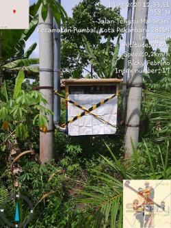 Pintu LS Board Dicuri, PLN Imbau Masyarakat Lapor