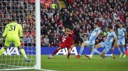Imbang, Liverpool Gagal Gusur Chelsea