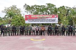 854 Personel TNI-Polri Amankan PSU
