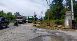 PN Rengat Eksekusi Lahan Pemkab Inhu