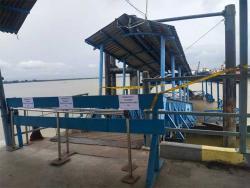 Pelabuhan Tanjung Harapan Selatpanjang akan Ditutup