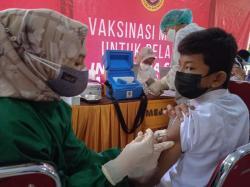 BIN Sasar Pelajar SMP Terima Vaksin Covid-19