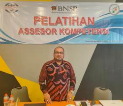 Ketua DPW APPI Riau Dinyatakan Kompeten sebagai Asesor HKI