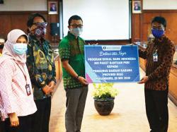 Sinergi BI-Kagama Riau lewat Program Dedikasi untuk Negeri