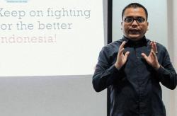 Denny Indrayana Jadi Cagub Kalimantan Selatan