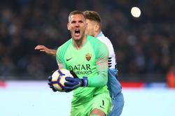 Everton Dapatkan Kiper Timnas Swedia dari Roma