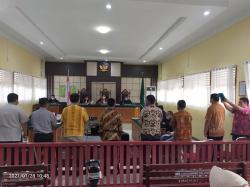 Sekda Inhu Ikut Bersaksi di Pengadilan