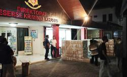 Akan Dibawa ke Medan, 170.000 Bungkus Rokok Ilegal Diamankan