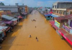 Waspada Ancaman Bencana Banjir dan Longsor