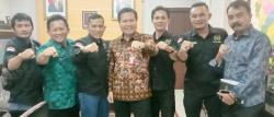 Kanwil BPN Sambut Baik Kunjungan Pengurus PWI Pekanbaru