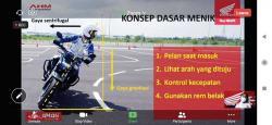 PT CDN Riau Edukasi Keselamatan Berkendara Siswa SMKN 1 Mempura Siak