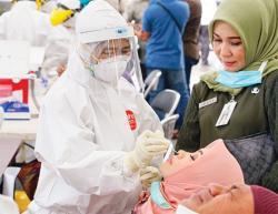 Angka Pasien Sembuh di Riau Tertinggi Kedua