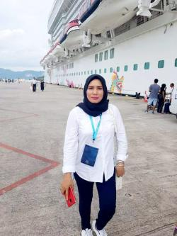 Sayembara, Pak Haji di Kampar Ini Rela Rogoh Rp75 juta Demi Istri Cantiknya Kembali
