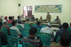 Kodim 0313/KPR Beri Penyuluhan Pertanian di Desa Suka Damai