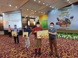 BRK Launching Program Hadiah Langsung Bedelau
