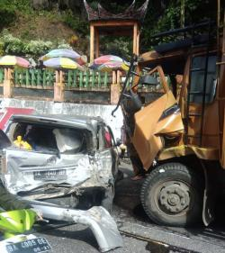 Rem Blong Penyebab Kecelakaan di Lembah Anai, Ini Jumlah Korban