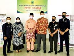 Diskominfotiks Terima Kunjungan Komisi Informasi Riau