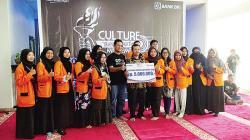 BRI Cabang Rengat Serahkan Beasiswa untuk 15 Mahasiswa STIE Indragiri