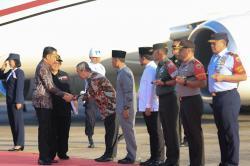 Tiba di Riau, Kedatangan Presiden Jokowi Satu Jam Lebih Awal dari Jadwal