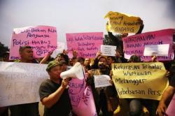 Kapolres Pasaman Diduga Lecehkan Profesi Jurnalis, Ini Kata AJI Padang