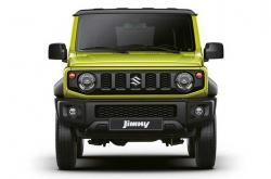 Suzuki Maruti Telah Siapkan Produksi Jimny 5 Pintu