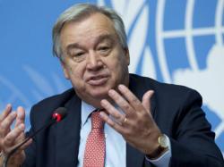 Sekjen PBB Berharap Vaksin Corona untuk Rakyat