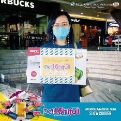 Undian Soph15ticated Prize CS Mall Dilakukan 4 Juli