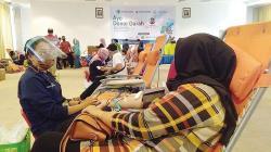 RS Awal Bros Sudirman Kumpulkan 406 Kantong Darah