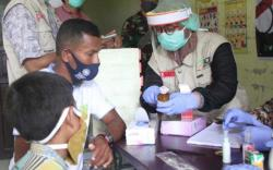 Syuhail Bocah Rohingya, Salah Satu Pengungsi yang Mendapat Layanan Kesehatan
