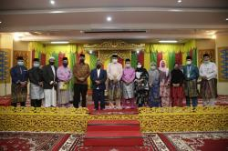 Syauqi Ma'aruf Amin Bersilaturahmi dengan LAM Riau