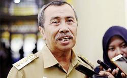 Gubri Harapkan Sinergisitas Berjalan Baik Kukuhkan Kepala BPKP
