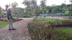 Habiskan Anggaran Rp5,9 M, Taman