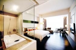 Ada OCTOPUS di The Premiere Hotel Pekanbaru