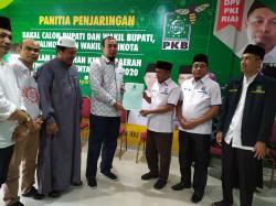 Survey Paling Tinggi, PKB Dukung Hafith-Erizal di Pilkada Rohul