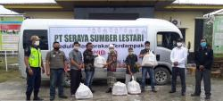 Tujuh Desa Dapat 400 Paket Sembako