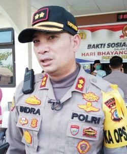 Kasus Pembunuhan Janda, Oknum Perwira Polisi Ditetapkan Jadi Tersangka