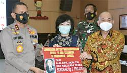 Hibah Rp2 Triliun di Palembang Hoaks, Anak Bungsu Akidi Tio Ditangkap