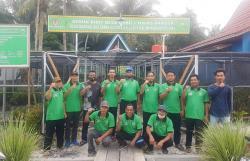 KBD di Lubuk Dalam Siak Siap Sukseskan Hari Menanam Pohon Indonesia 2020