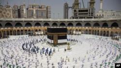 Kantor Layanan Haji dan Umrah akan Dibangun di Arab Saudi